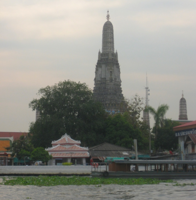 Wat Arun, or the Temple of Dawn