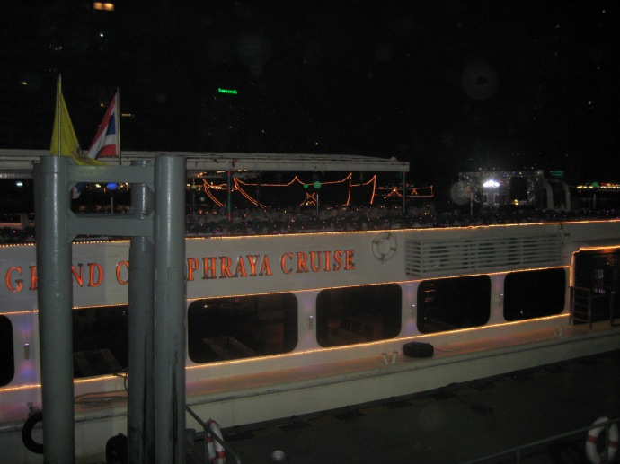 Grand Chaophraya Cruise
