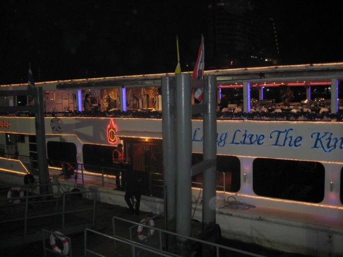 Grand Chaophraya Cruise