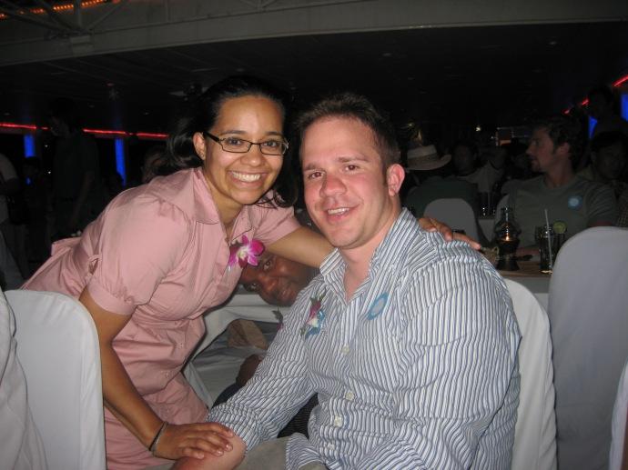 Luz and Ryan