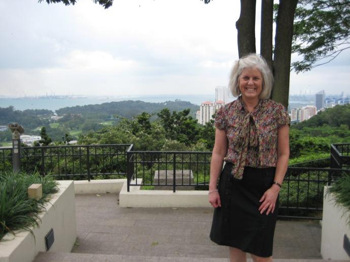 Me at Mt. Faber Park
