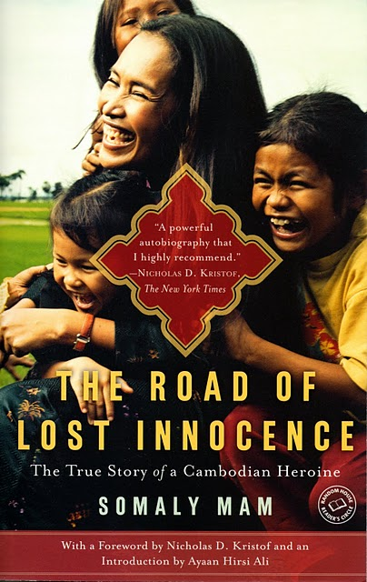 """road of lost innocence Her memoir, """"the road of lost innocence"""" was published two years ago i can  smile and speak today, but deep in my heart, i don't feel as."""