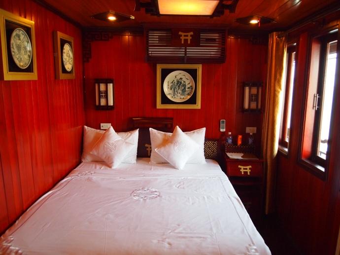 my cabin on the dragon pearl III