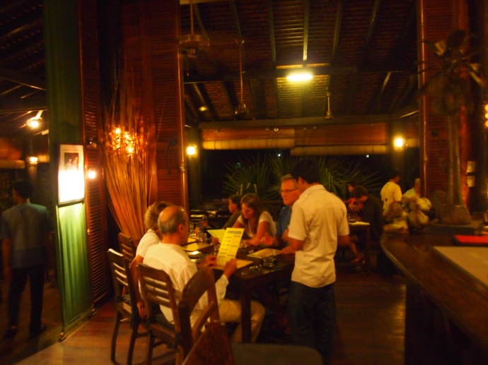 the sugar palm ~ my last delicious dinner in cambodia