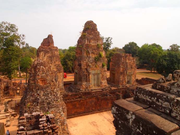 the beautiful Pre Rup