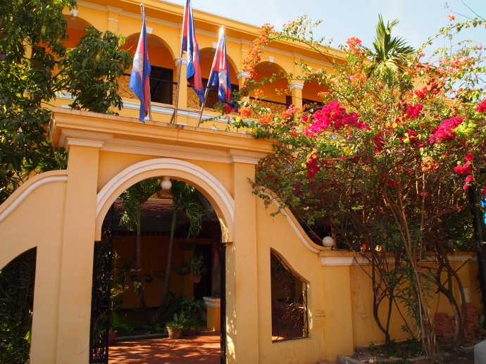 auberge mont royal in siem reap