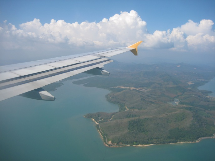 getting closer to Phuket