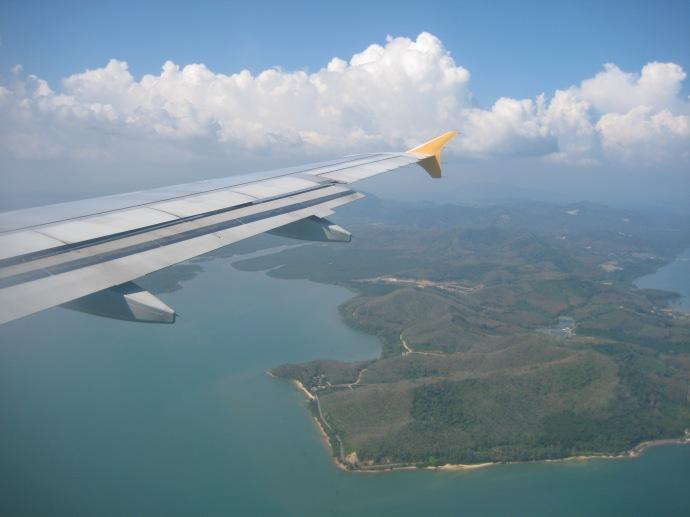 getting closer to Phuket