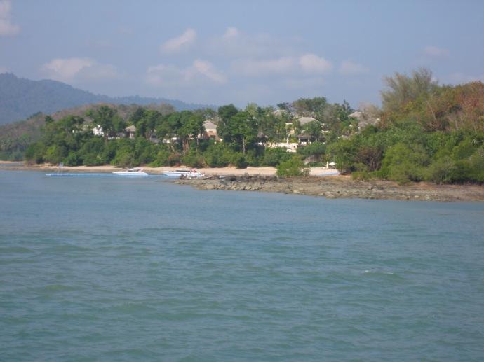 Leaving Phuket behind