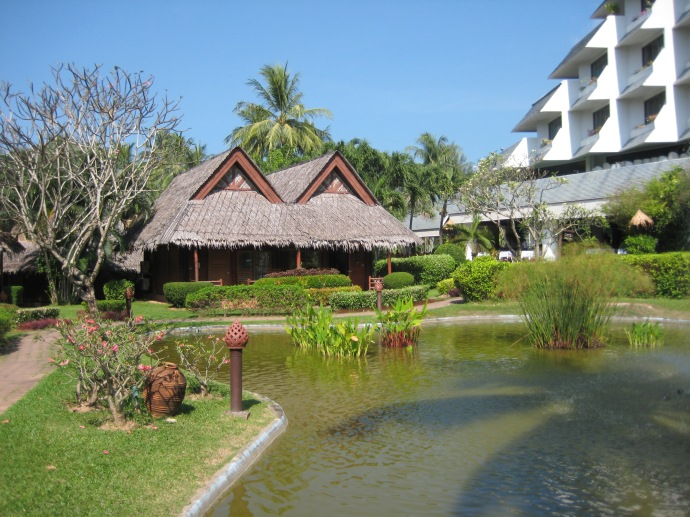 Goodbye to the Club Andaman Beach Resort in Phuket