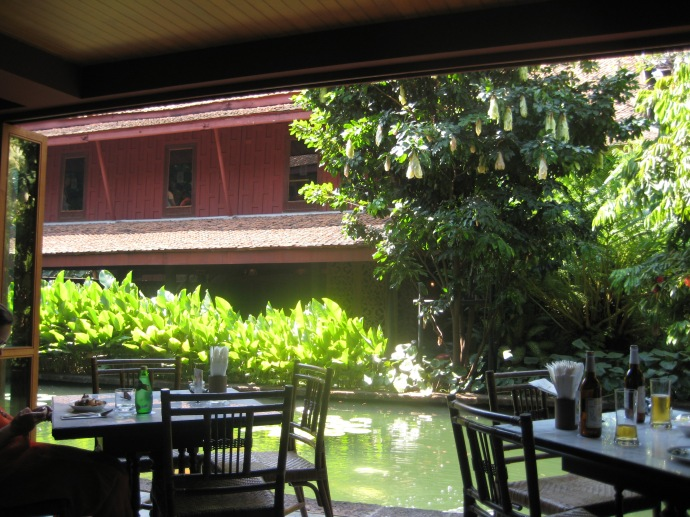 more of Jim Thompson House