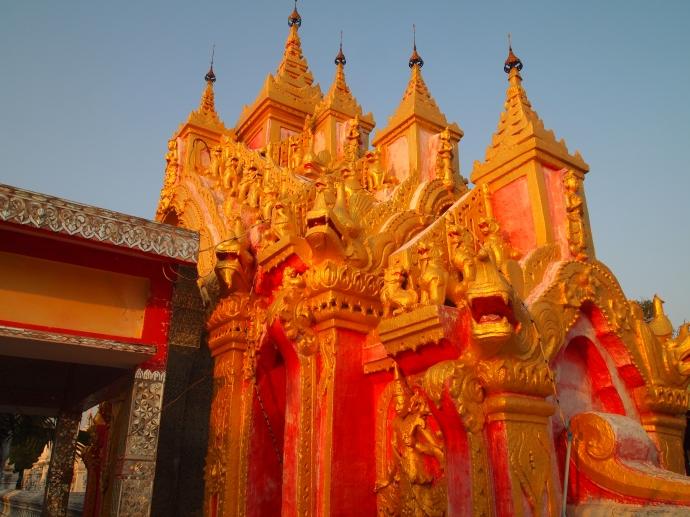 Naha Lokanarazein Kuthodaw Pagoda