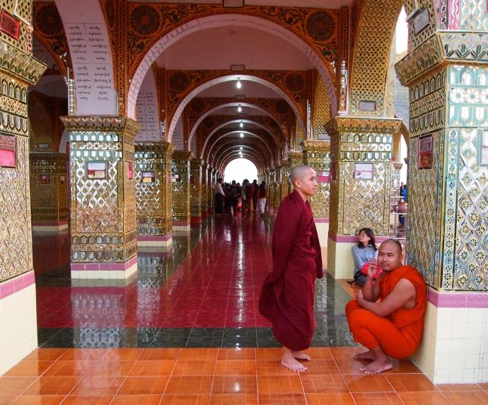 Su Taung Pyai Pagoda