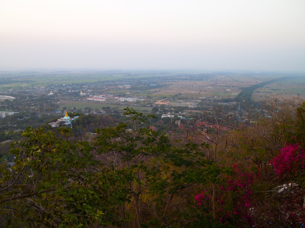 sunset on mandalay hill (6/6)