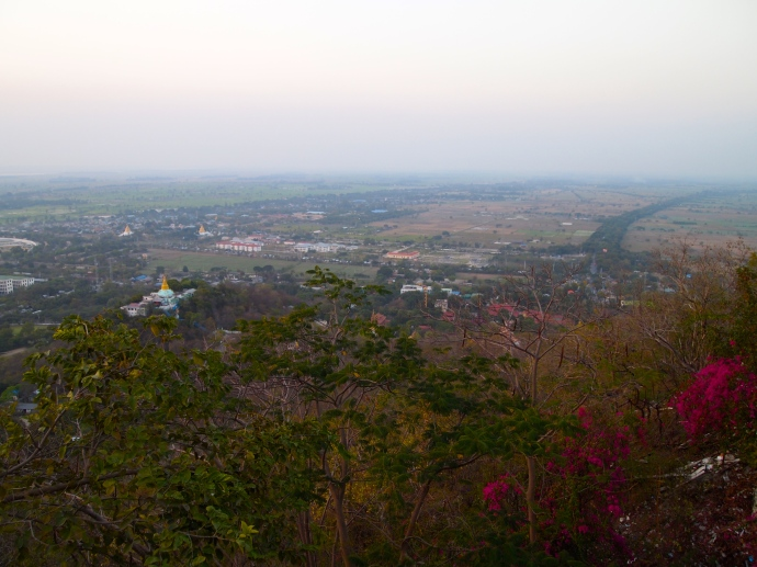 View of Mandalay