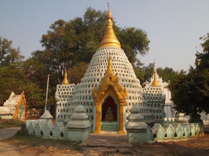 Pagoda in Amarapura