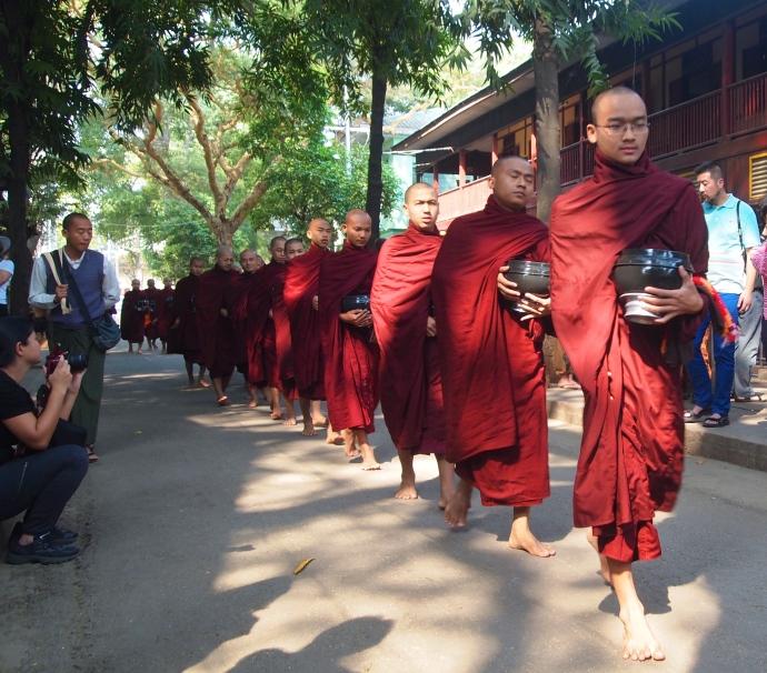 Mahaganayon Monastery