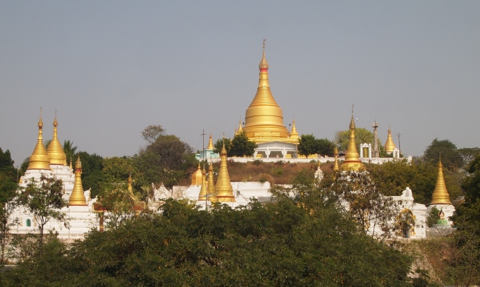 another temple on the way to Sagaing