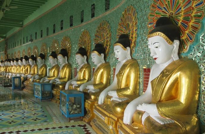 U Min Thone Sae Pagoda