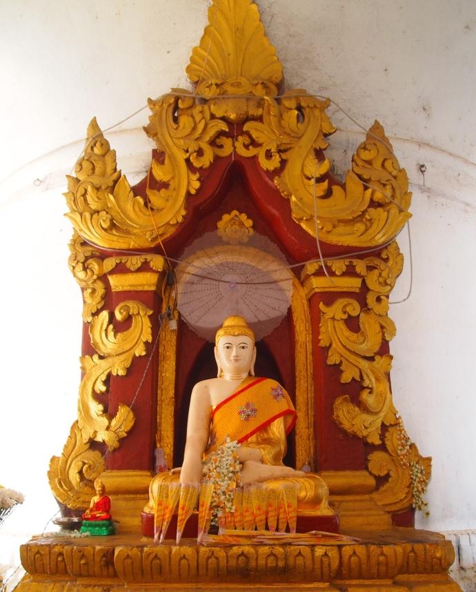 inside Hsinbyume Paya