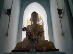 Inside Pondaw Paya