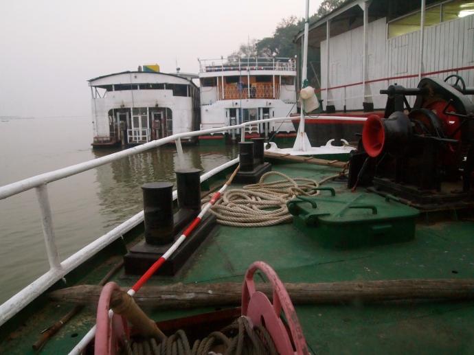 N Maikha Shwe Keinnery Boat