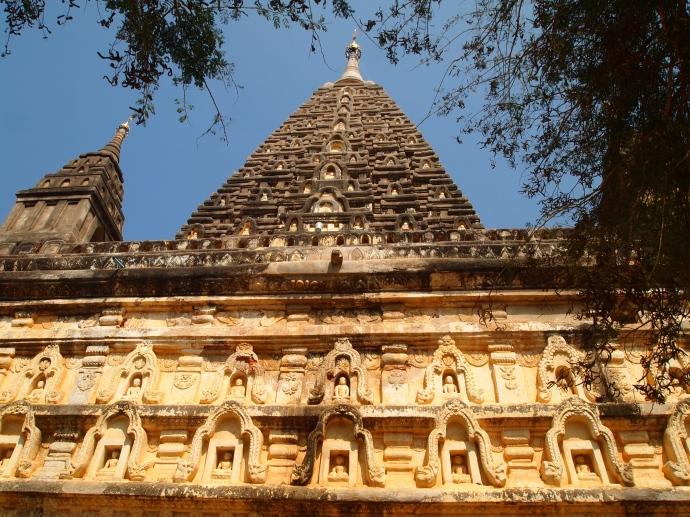 Mahabodhi Paya details