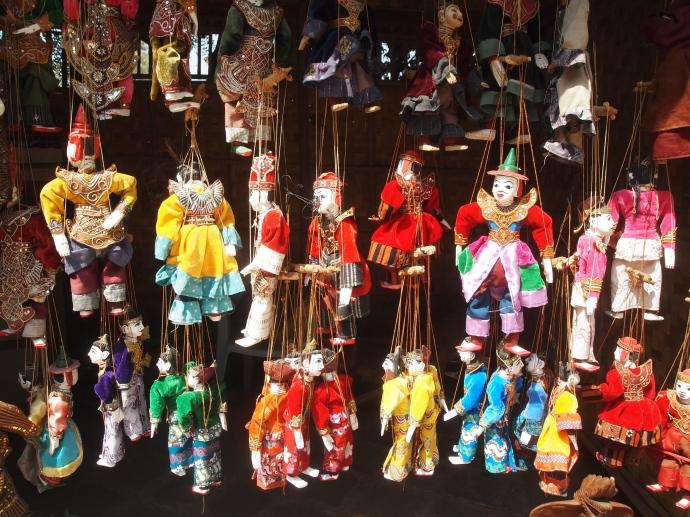 Vendor Central at Htilominlo Pahto