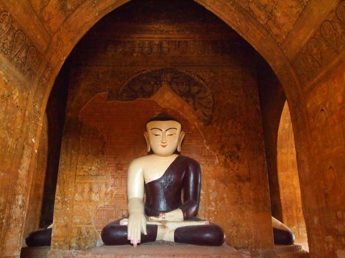 Buddha at Thambula Pahto