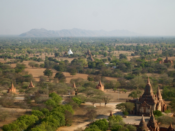 South Plain of Bagan