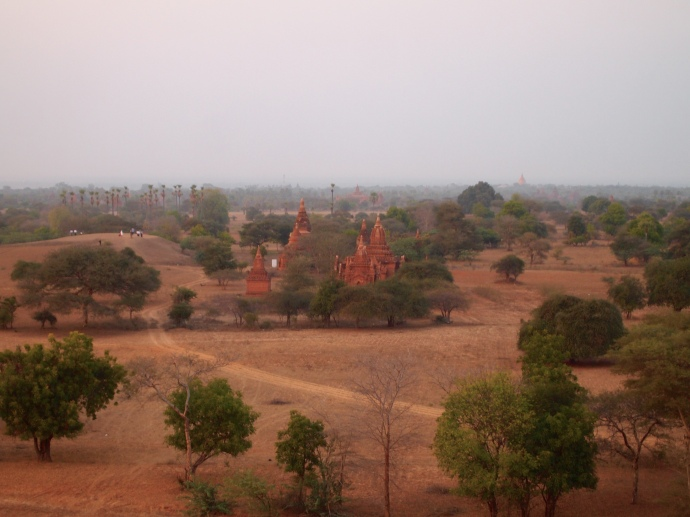 Central Plain of Bagan