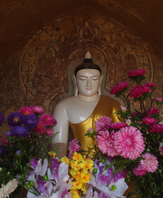 Buddha in Soc Mingyi Monstory
