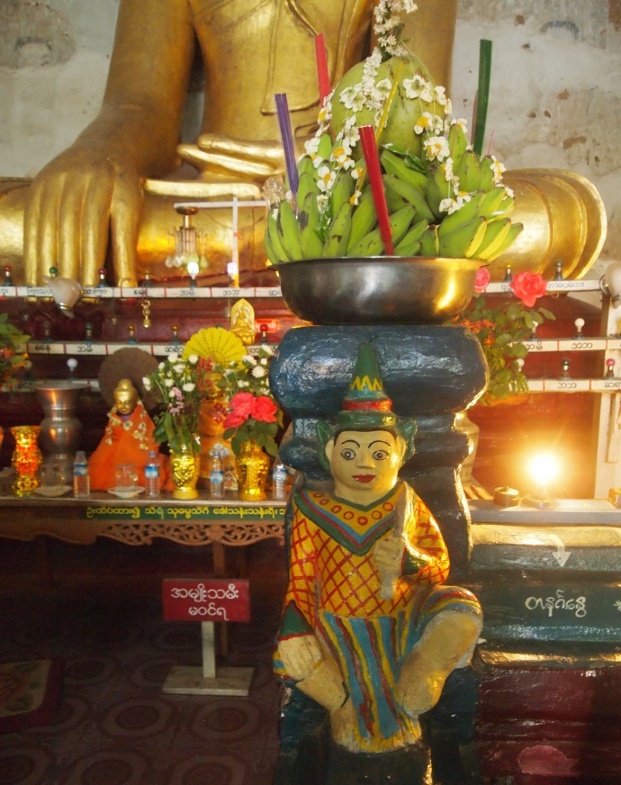 Offerings to the Buddha
