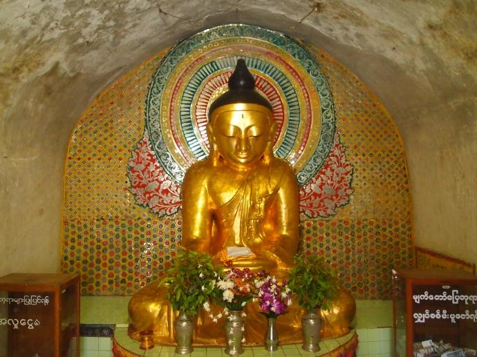 Buddha at Myet Taw Pyay Phaya