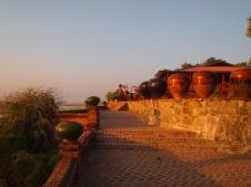 The Sunset Garden Restaurant