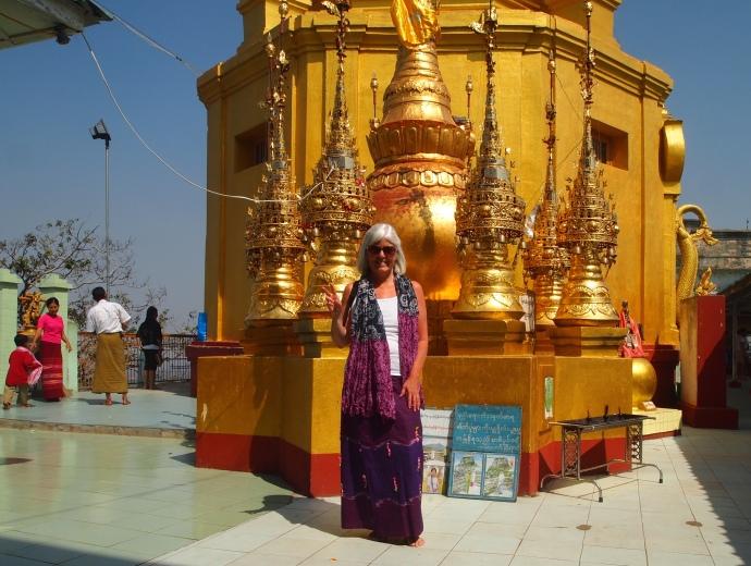 me at the summit of Thaung Kalat