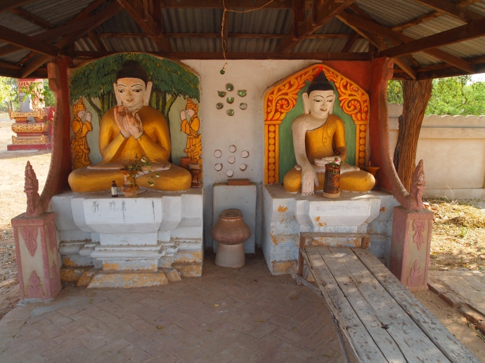 Buddhas found in random temples