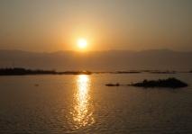 Isle Lake sunrise