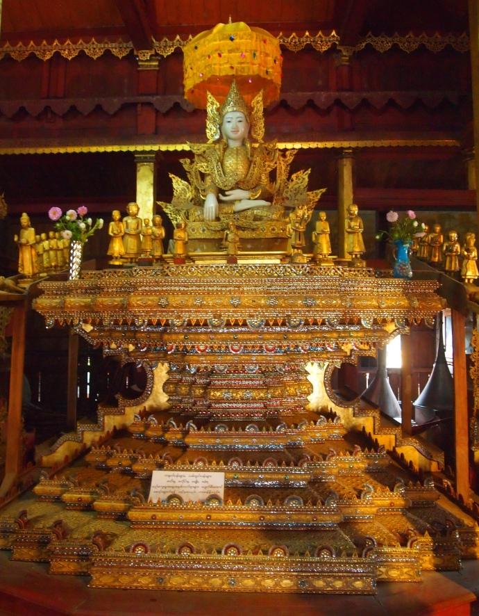 Nga Phe Chaung Monastery