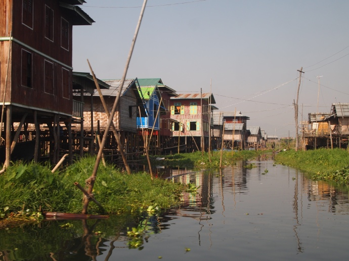 waterways in villages