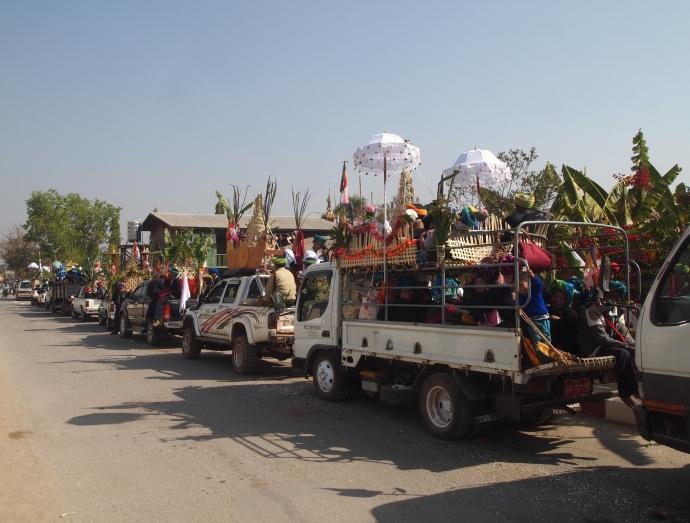 Pa-o Pagoda Festival