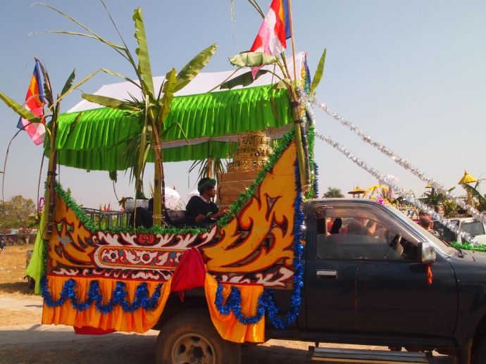 festive vehicles