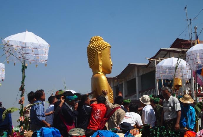 Buddha and Pa-O