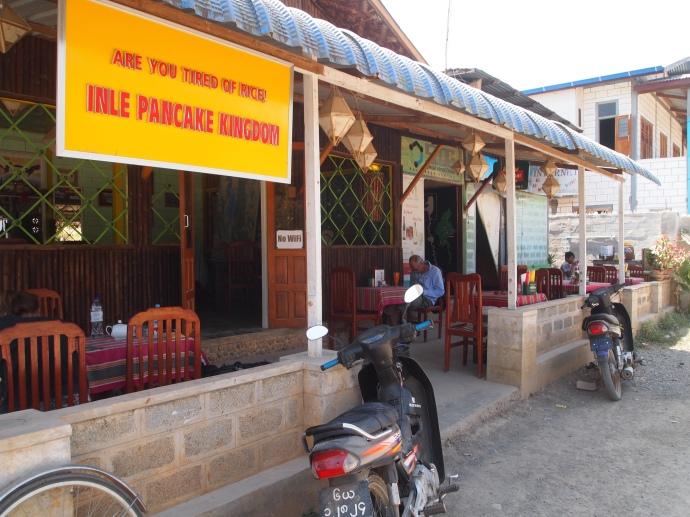 Inle Pancake Kingdom
