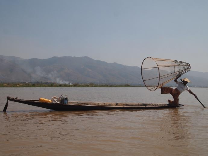 Intha fisherman