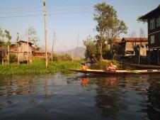 idyllic village life