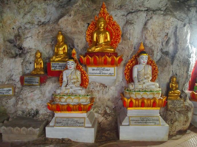 more Buddhas