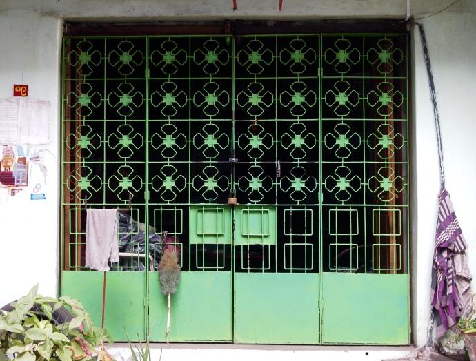Yangon gate
