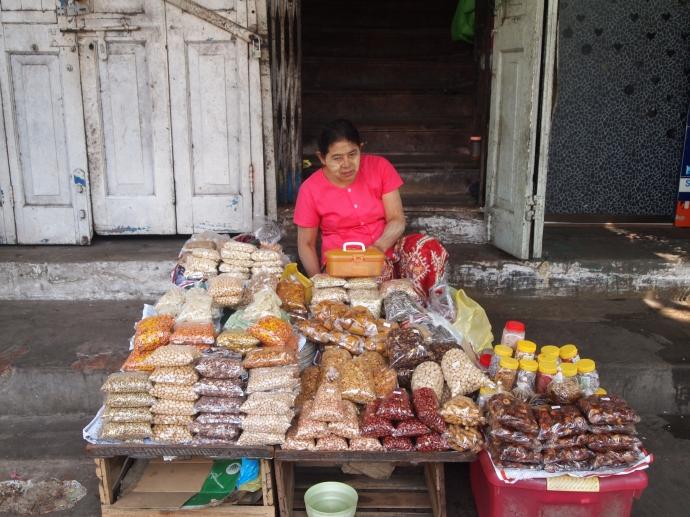 a local vendor
