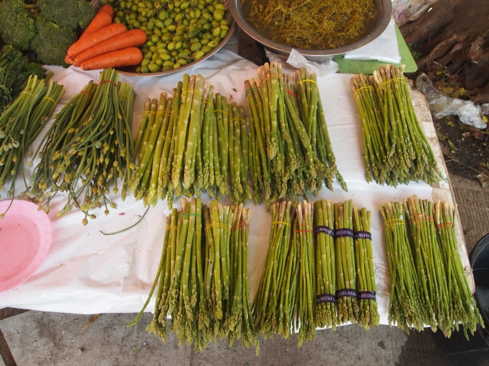 Asparagus for sale